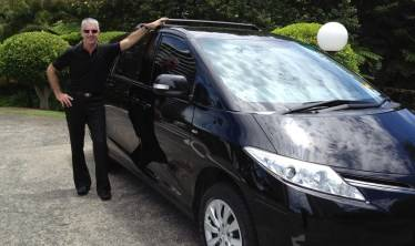 Gold Coast Brisbane airport transfers with Black Label Transfers